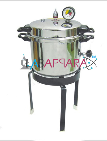 Autoclave (Non Electrical), manufacture, exporter, ambala.