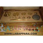 Analytical Weight Box