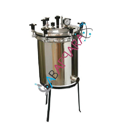 Autoclave (Electric), Electrical,science lab equipment, Scientific Instruments.