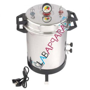 Autoclave(Electric, Cooker Type), Scientific Lab Instruments, Educational Instruments, ambala, india
