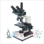 Co- Axial Trinocular Microscope