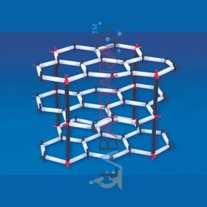 Crystal Model Set, Laboratory Equipments, science laboratory equipment manufacturers, exporters.