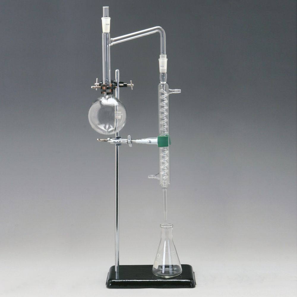 Distilling Apparatus Borosilicate Glass