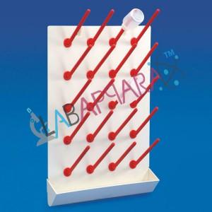 Draining Rack, Manufacturer, Draining Rack Supplier, Exporter, scientific instrument exporters, lab measuring instruments