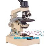 Inclined Monocular Microscope