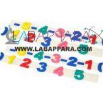 Integer Number Line Bar