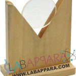 Lens Holder (V- Shaped wooden)