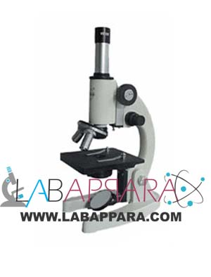 Model Of Compound Microscope, Optical Equipment, scientific equipments, educational instrument supplier, testing equipment, Laboratory equipment suppliers, lab equipment manufacturers.