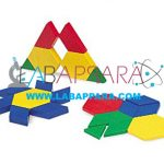Pattern Block Plastic
