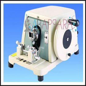 Rotary Microtome, manufacturer, exporter, supplier, distributor, ambala, india.