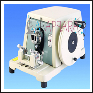 Rotary Microtome, manufacturer, exporter, supplier, distributor, ambala, india.