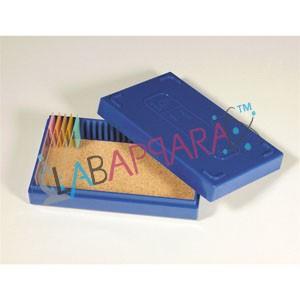 Slide Box 25 Slides, Chemistry Equipments, Educational Equipments, laboratory equipments, Scientific Lab Instruments, manufacturer, supplier, exporter.