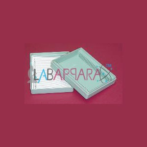 Slide-Box 50 Slides, science lab equipment, Chemistry Equipments, Educational Equipments,