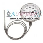 Vapour Pressure Capillary Type Dial Thermometer