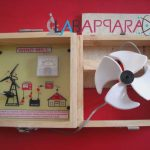 Windmill kit (wooden)