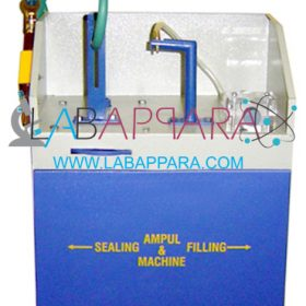 Ampule Filling And Sealing Device, manufacturer, exporter, supplier, distributors, ambala, india.