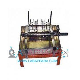 Ampule Washing Device, manufacturer, exporter, supplier, distributors, ambala, india.