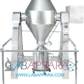 Double Cone Blender, manufacturer, exporter, supplier, distributors, ambala, india.