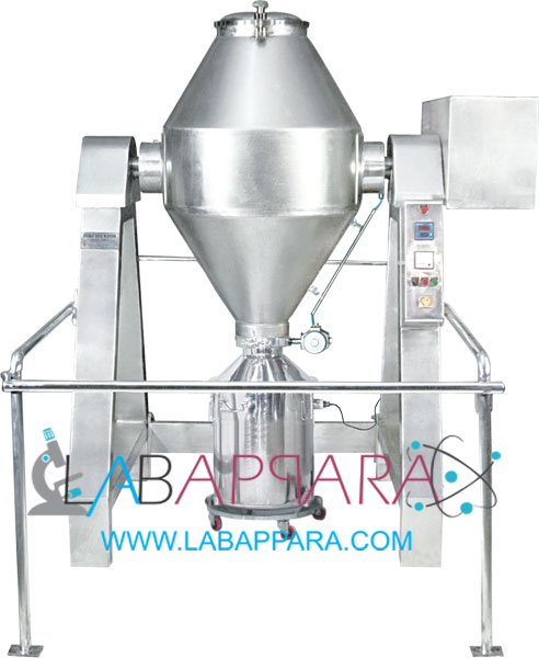 Double Cone Blender, manufacturer, exporter, supplier, distributors, ambala, india.