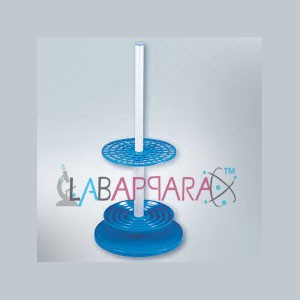 Rotary Pipette Stand, chemistry lab instruments, Scientific Lab Instruments, Educational Instruments.