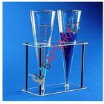 Cone Borosilicate Glass Imhoff Cone