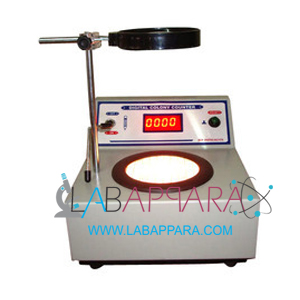 Digital Colony Counter, manufacturer, exporter, supplier, distributor, ambala, india.