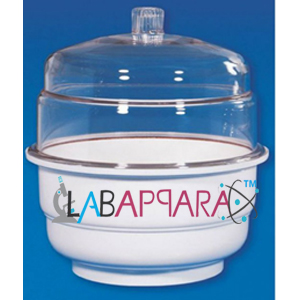 Desiccator Borosilicate Glass, manufacturer, exporter, supplier, distributors, chemistry lab instruments, laboratory glassware equipments.