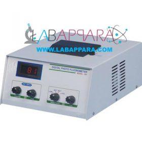Digital Fluorometer, Manufacturer Supplier, Exporter, ambala, india.