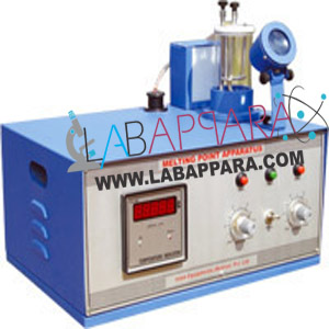 Melting Point Apparatus Microprocessor Controlled, Manufacturer Supplier, Exporter, ambala, india.