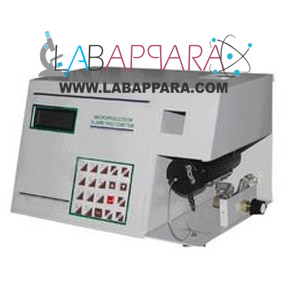 Microprocessor Flame Photometer, Manufacturer Supplier, Exporter, ambala, india.