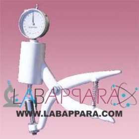 Tablet Hardness Tester (Monsanto type), manufacturers, suppliers, exporter, ambala, india.
