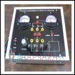 Charging & Discharging Of Condensers Through Resistance