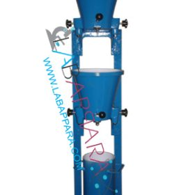 Compaction Factor Apparatus, manufacturer, exporter, supplier, distributors, ambala, india.