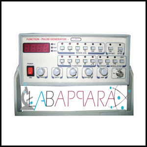 Function Generator, Manufacturer, Exporter, Supplier, Distributor, ambala, india.