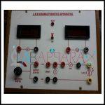 L.D.R Characteristic Apparatus