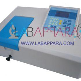 Microprocessor Spectrophotometer, manufacturers, supplier, exporter, distributor, ambala, india