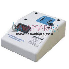 Photo Electric Calorimeter, manufacturers, suppliers, exporter, ambala, india.