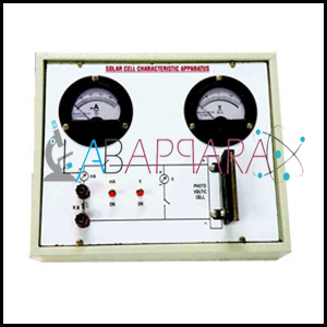 Solar Cell Characteristic Apparatus, Manufacturer, Exporter, Supplier, Distributor, ambala, india.