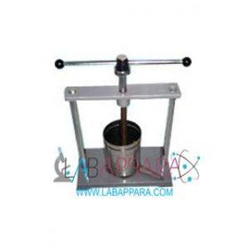 Tincture Press, manufacturers, suppliers, exporter, ambala, india.