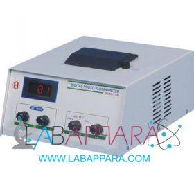 Digital Fluorometer, manufacturers, supplier, exporter, distributor, ambala, india