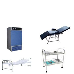 Hospital equipment & furniture Manufacturer And Supplier