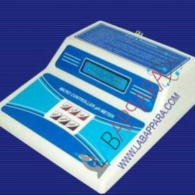 Microprocessor PH Conductivity, manufacturers, supplier, exporter, distributor, ambala, india