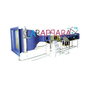 Wind Tunnel exporters, supplier, Engineering instrument manufacturer, india.