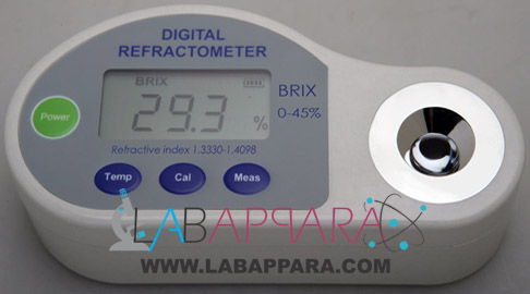 Digital Refractrometer, analytical lab instruments, laboratory equipment manufacturers, Educational Scientific Instruments, laboratory equipment wholesalers, science lab equipment, Scientific Instruments, Laboratory equipment suppliers, lab equipment manufacturers, lab equipment, scientific lab equipment, Laboratory Glassware instruments, Testing Lab Equipment, lab measuring instruments
