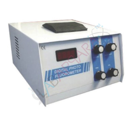 digital flourimeter, Spectrophotometer, science lab equipment, Laboratory equipment suppliers