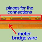 Meter Bridge-Resistance of a wire Experiment