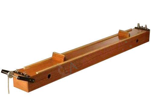 Sonometer Apparatus manufacturer, Sonometer Apparatus, Physics Experimental instrument, scientific lab use.